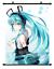 Hot-Anime-Vocaloid-Hatsune-Miku-Home-Decor-Poster-Wall-Scroll-8-034-x12-034-P224 thumbnail 1