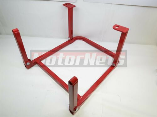 Ford Small Block Engine Cradle Stand No wheel SBF 260 289 302 351W Red HeavyDuty