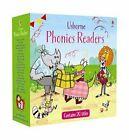 Phonics Readers by Usborne Publishing (2016, Paperback)