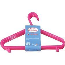 BIECO Kinderkleiderbügel  Kinderbügel Babykleiderbügel 8 Stück 4 Farben *NEU*