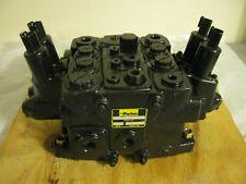 12 24 Volt 42 Gpm Parker Hydraulic Control Valve Vp120 Load Sense Control Valve