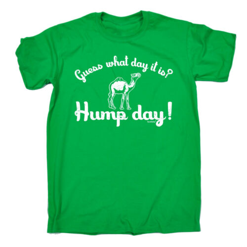 Indovinate cosa à GOBBA Giorno Da Uomo T-shirt Tee Regalo di compleanno Adulto Cattivo Maleducato Divertente