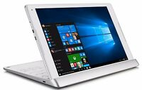 Alcatel Plus 10 Convertible Tablet Windows 10 32gb - White