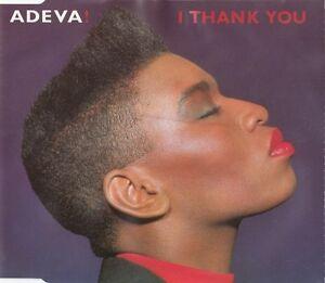 Adeva-Maxi-CD-I-Thank-You-Europe-M-M