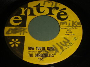 The-Dardenelles-Now-You-039-re-Gone-Feel-All-Right-45-Teen