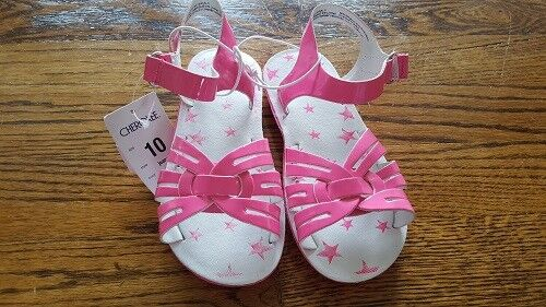 Styles Sandals//Shoes NWT Each Sold Separately Toddler Girls Size 10 Asst