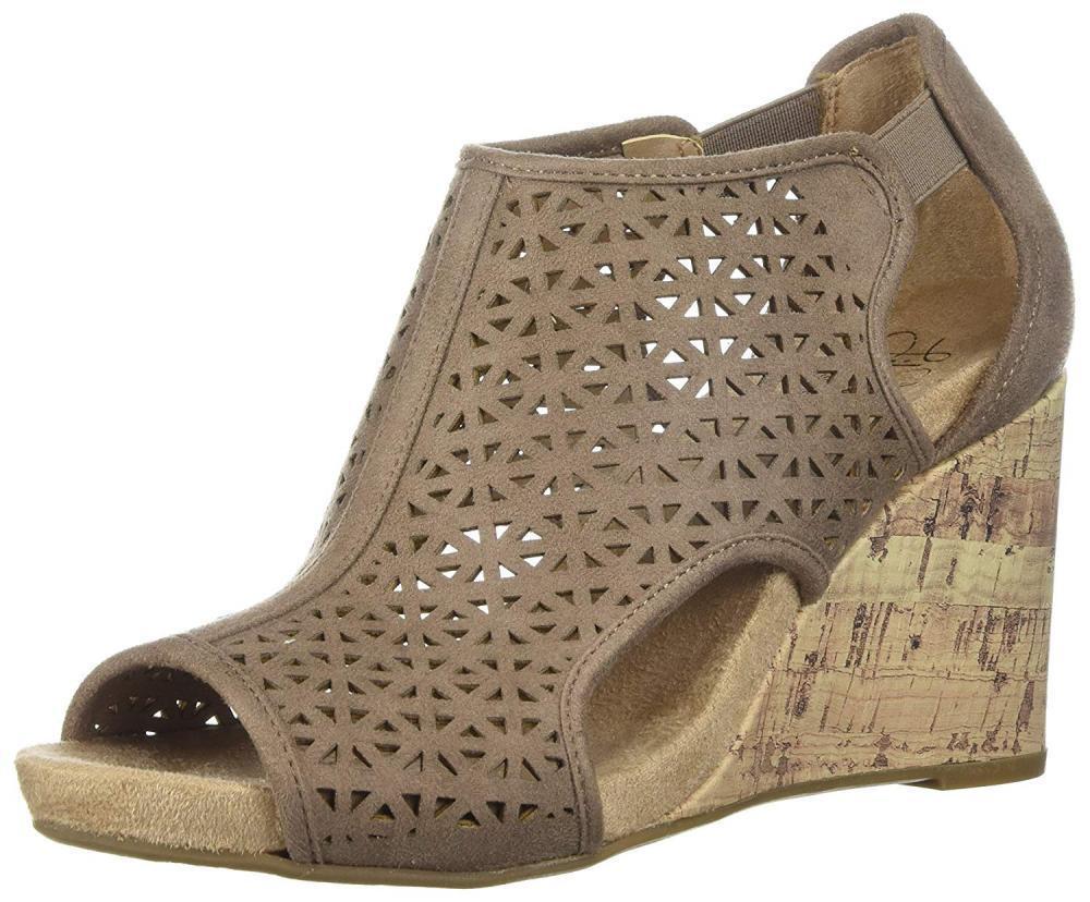 LifeStride Wouomo Hinx 2 Wedge Sandal