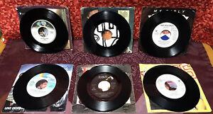 "1978-88' Pointer Sisters/Gladys & Pips/Deja/Boys/5 Star+ 7"" 45 RPM 6~Lot (EX-NM)"