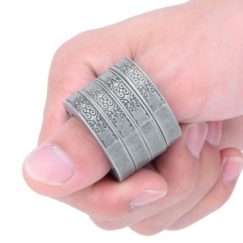 Multi EDC Self Defence Protect Rings Finger Breaker Emergency Rescue Survival