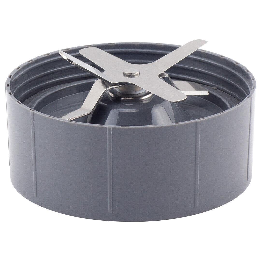 BPA-frei Ersatzbecher f/ür NutriBullet Pro 900 W 600 W Entsafter NB-101B NB-101S NB-201 Ersatz-Smoothie-Becher mit Klappdeckel 2 Packungen