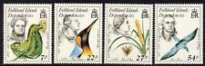 FALKLANDS MNH 1985 Early Naturalists