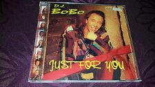 CD DJ Bobo / Just for you - Pop Album 1995
