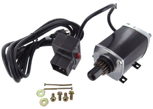 Tecumseh HMSK100 120V Snowblower Electric Replacement Starter Kit FREE Shipping