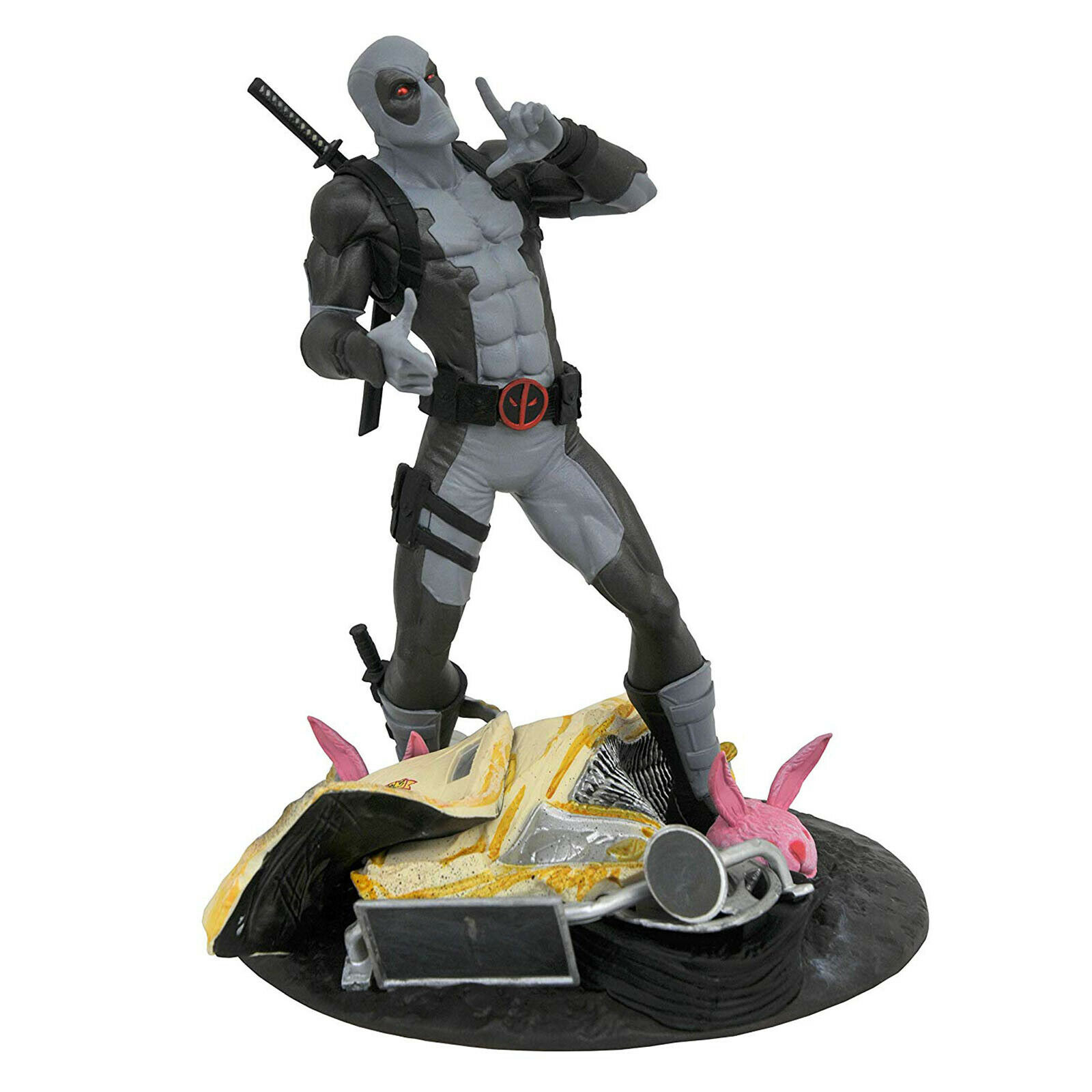 Marvel Gallery SDCC PX Exclusive Deadpool X-Force Uniform Taco  NEW Collectibles