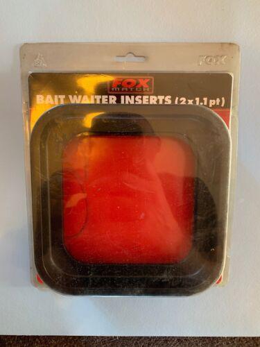 2x1.1pt Fox bait Waiter Inserts