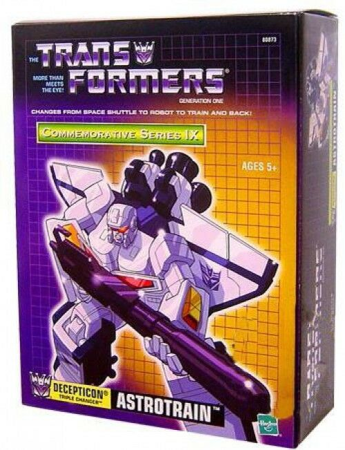 Transformers Generation 1 Commemorative Commemorative Commemorative Series IX Astrossorain Action Figure d0a69b