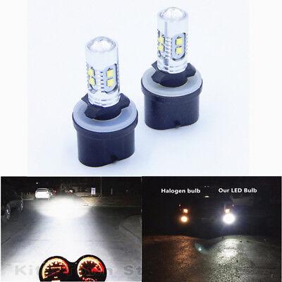 100W For Arctic Cat 300 400 1998 1999 2000 2001 2x4 4x4 LED Headlight Bulbs Blue