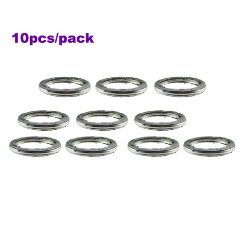 Exhaust Pipe Gasket For 200cc 250cc Pit Dirt Bike ATV Motorcycle Scooter Moped