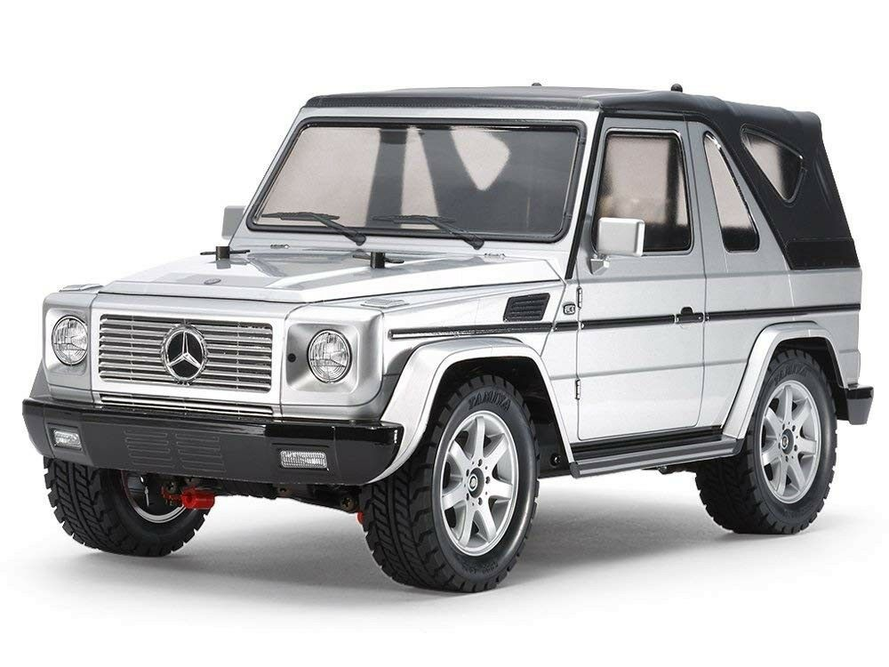 Tamiya 1 10 XB Series No.198 Mercedes-Benz G 320 Cabrio MF-01 X Drive Set JAPAN