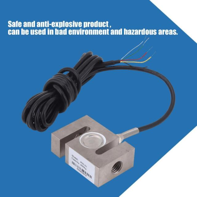 PSD F1Shear Beam Load Cell Sensor Weighing Sensor with Shielded Cable 2000KG