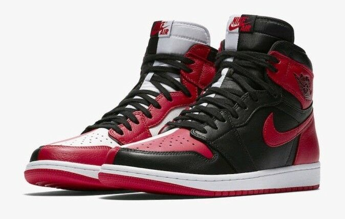 ? NIKE AIR JORDAN 1 I HIGH RETRO OG NRG 'HOMAGE TO HOME' US 10.5 (10 / 11)