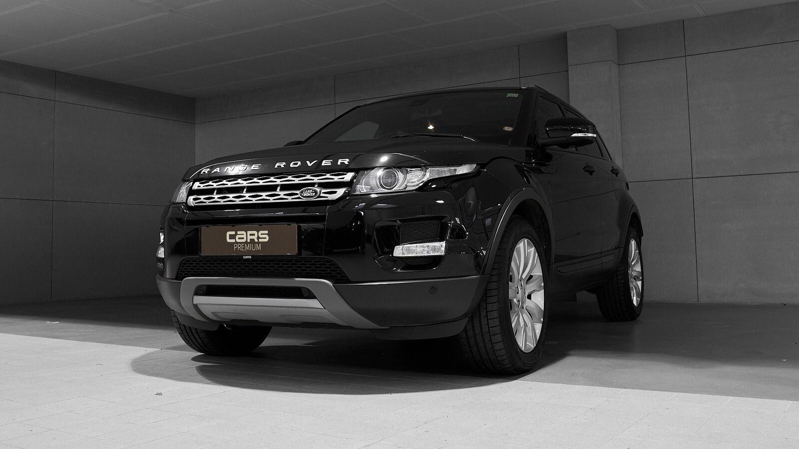 Land Rover Range Rover Evoque 2,2 SD4 Dynamic aut. 5d - 2.568 kr.