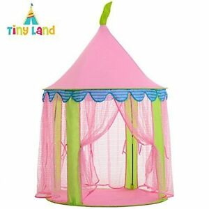 Stock photo  sc 1 st  eBay & Tiny Land Princess Castle Play Tent for Children for sale online | eBay