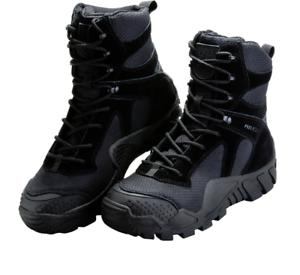 Zapatos de acampar al aire libre para hombre Resistente Grueso Deportes Senderismo táctico Apparel Wear