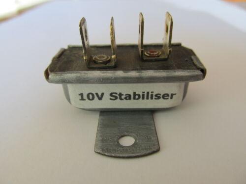 Electronic 10 V Instrument Stabilisateur reconstruit dans votre étui d/'origine - VE ou + VE