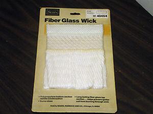 Sears Fiber Glass Kerosene Heater Wick 32 40454 New In