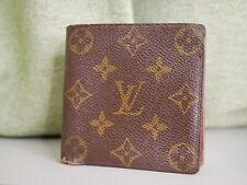 Louis Vuitton Monogram Portefeiulle Marco M61675 Wallet Purse