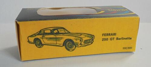 Repro Box Politoys M Art.504 Ferrari 250 GT Berlinetta