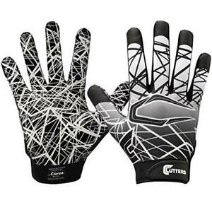 Cutters-Game-Day-Football-Glove-Silicone-Grip-Assorted-Sizes-Colors