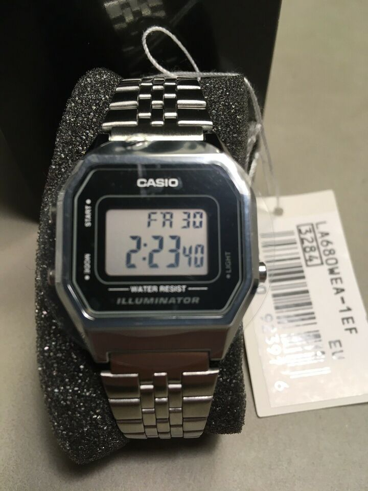 Dameur, CASIO