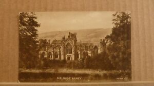 Postcard-unposted-Roxburghshire-Melrose-Abbey-Valentines-201647