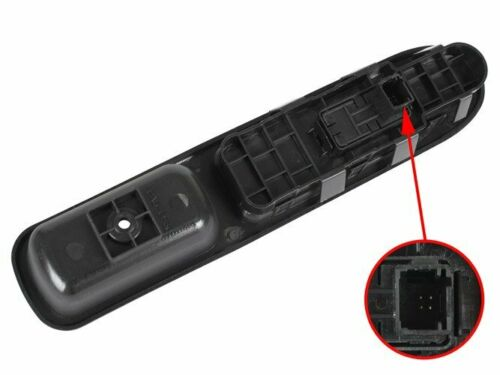Leve Vitre Interrupteur Bouton Touche 96351625xt pour Peugeot 307 à partir de 2001-2011