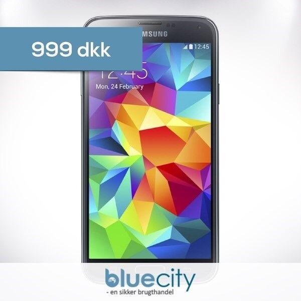 Samsung Samsung Galaxy S5 Mini 16GB Blå, Samsung Galaxy S5