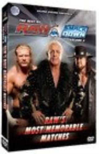 WWE: Raw - Most Memorable Matches DVD (2007) The Undertaker