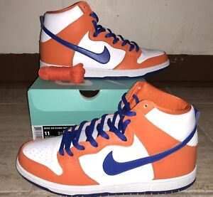 best website e3bac b7ddd Image is loading NIKE-SB-DUNK-HIGH-TRD-QS-034-DANNY-