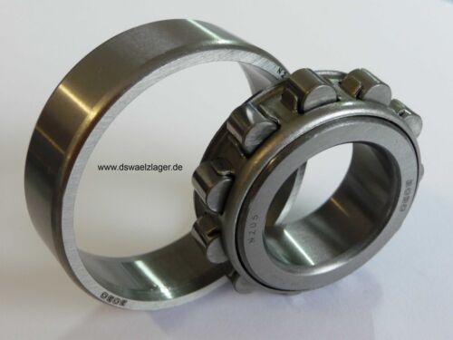 ** 1x Zylinderrollenlager N304.E//C3 20x52x15mm ..... Stahlkäfig .... **NEU**