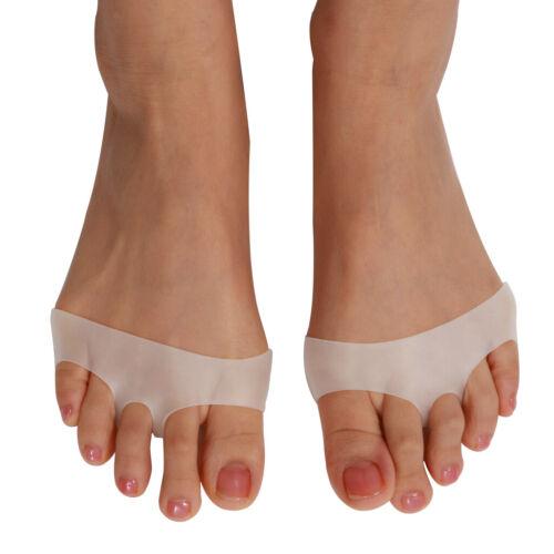 1 Paar Fußsohle Gegen Hammerzehe fit für fast alle Größen Krallenzehe