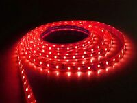 Motorcycle Led Light Kit - Red