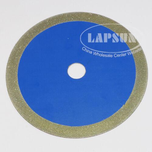 "8/""inch 200mm 20cm Diamond Coated Glass Rock Grinding Cutter Saw Blade Wheel Disc"