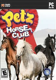 NEW Ubisoft Petz Horse Club for Windows (68469)