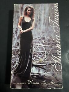 Shania-Twain-The-Complete-Women-In-Me-Video-Collection-VHS-1996-Mercury-Records