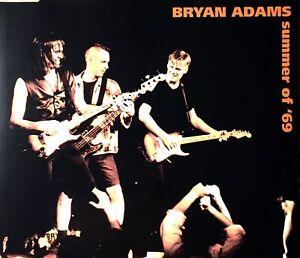 SPAIN-CD-SINGLE-PROMO-BRYAN-ADAMS-SUMMER-OF-69-PROMO-EDITION-ESPAGNOLE-TRES-RARE