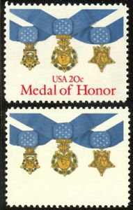 2045a-20c-Medal-of-Honotr-Red-Omitted-NH