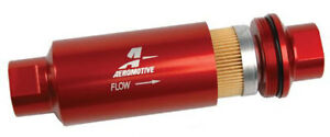 Aeromotive 10 Micron High-Flow Fuel Filter, 12301 | eBay