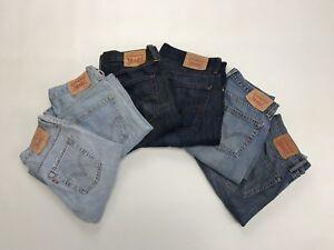 Levi-Jeans-Levis-bootcut-527-507-527-507-gastos-de-envio-gratis-todos-los-Tamanos-Grado-A