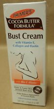 Palmers Cocoa Butter Formula Bust Cream Exp 04/18 New Sealed 4.4oz